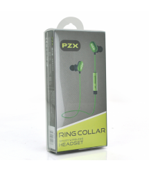 Наушники bluetooth PZX L-21, Green