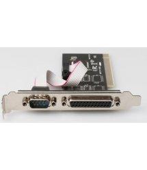 Контроллер PCI RS232(9Pin)+LPT(25Pin), TX382A, BOX
