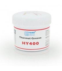 Паста термопроводная HY-410 100g, банка, White