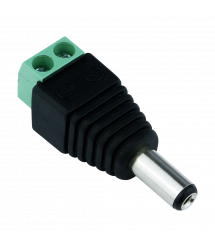 DC male connector