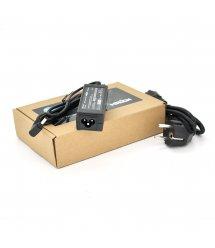 Блок питания MERLION для ноутбукa LENOVO 20V 2.25A (45 Вт) штекер 4.0*1.7 мм, длина 0,9м + кабель питания