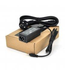 Блок питания MERLION для ноутбукa HP 19V 1.58A (30 Вт) штекер 4,0*1,7мм, длина 0,9м + кабель питания