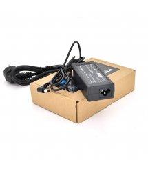Блок питания MERLION для ноутбука ASUS 19V 3.42A (65 Вт) штекер 5.5*2.5мм, длина 0,9м + кабель питания