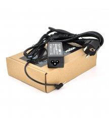 Блок питания MERLION для ноутбука ASUS 19V 2.1А (40 Вт) штекер 2,5*0,7мм, длина 0,9м + кабель питания