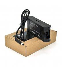 Блок питания MERLION для ноутбука DELL 19.5V 3.34A (65 Вт) штекер 7.4*5.0 мм, длина 0,9м + кабель питания