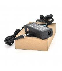 Блок питания MERLION для ноутбукa HP 18.5V 3.5A (65 Вт), штекер 7.4*5.0мм, длина 0,9м + кабель питания