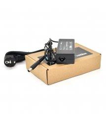 Блок питания MERLION для ноутбукa HP 19V 4.74A (90 Вт) штекер 7.4*5.0мм, длина 0,9м + кабель питания