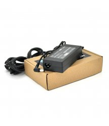 Блок питания MERLION для ноутбука LENOVO 19V 4.74A (90 Вт) штекер 5.5*2.5мм, длина 0.9м + кабель питания