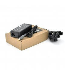 Блок питания MERLION для ноутбука LENOVO 20V 3,25A (65 Вт) штекер 7.9*5.5мм, длина 0,9м + кабель питания