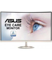 """Монiтор LCD Asus 27"""" VZ27VQ D-Sub, HDMI, DP, MM, VA, CURVED, 125%sRGB"""