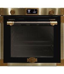 Вбудовувана електрична духова шафа Kaiser EH6426AD - Шx60см./70л/11 реж/піроліз/ретро/чорний