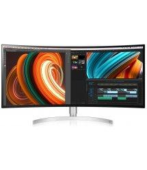 "Монитор LCD LG 34"" 34WK95C-W 2xHDMI, DP, USB-C, MM, NanoIPS, 3440x1440, CURVED, FreeSync, HDR400"