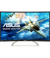 "Монiтор LCD Asus 31.5"" VA326HR D-Sub, HDMI, MM, VA, 4ms, 144Hz, CURVED"
