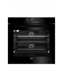 Вбудовувана електрична духова шафа Beko BVM34500B - Ш-60 см./14 режимів/80 л/чорний