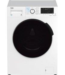 Прально-сушильна машина Beko HTE7616X0 - 45 см./7 кг прання/4 кг сушка/1200 об/16 прогр/диспл/білий