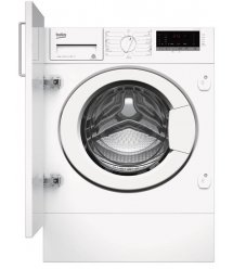 Вбудовувана пральна маш. Beko WITV8712X0W - 56см./8 кг./1400 об/15 програм/LED дисплей/А+++