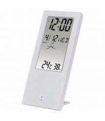 Термометр/гігрометр HAMA TH-140, з індикатором погоди, white