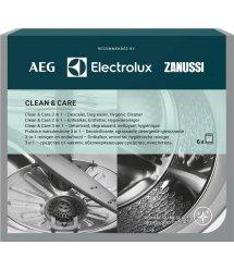 Набір Electrolux для чищення пральних та посудомийних машин