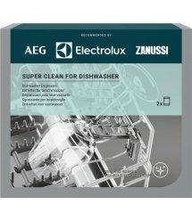Обезжириватель Electrolux для посудомоечных машин, 2 саше x 100 гр