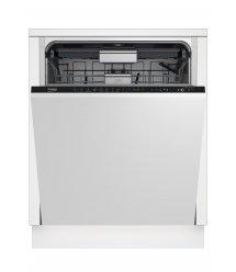 Вбудовувана посудомийна машина Beko DIN28421- 60 см./14 компл./8 прогр /диспл/А++