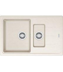 Кухонні мийки Franke BASIS BFG 651-78 Фраграніт/780х500х200/Словаччина/Ваніль