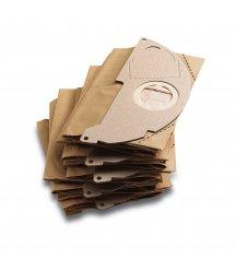 Фильтр-мешки Karcher бумажные (5 шт.) К WD 2
