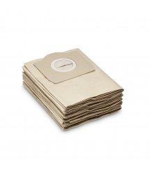 Фильтр-мешки Karcher бумажные (5 шт.) К WD 3