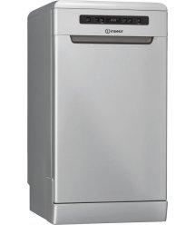 Посудомийна машина Indesit DSFO 3T224 Z А++/45 см/10 компл./дисплей/срібло