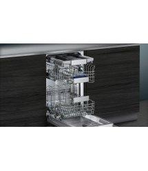 Вбудовувана посудомийна машина Siemens SR656D00TE - 45 см./10 компл./6 прогр/ 5 темп. реж/А++