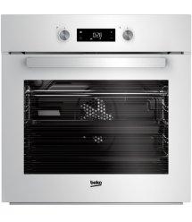 Встраиваемый электрический духовой шкаф Beko BIE24301W -Шx60см/6 реж/71л/диспл+ утапл. перекл/белый