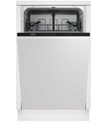 Вбудовувана посудомийна машина Beko DIS25010 - 45 см./10 компл./5 програм/дисплей/А+