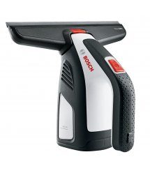 Пылесос для мытья окон Bosch GlassVAC , 3.6 В*2 Ач, контейнер 0.1Л, 0.7кг, +насадки и пуль