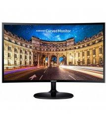 """Монитор CURVED LED LCD Samsung 27"""" C27F390F FHD 4ms, D-Sub, HDMI, VA, Headphone, Black, 178/178"""