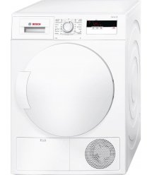 Сушильный барабан Bosch WTH83000ME - 60 см/8кг/Heat-Pump/дисплей/А+/белый