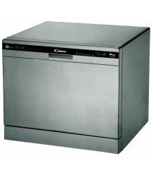 Посудомийна машина Candy CDCP 6/ES /А+/55см/6 компл./ 6 программ/конденс./LED iндикацiя/Срiблястий