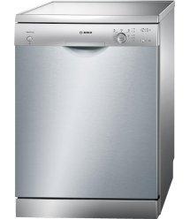 Отдельно стоящая посудомоечная машина Bosch SMS40D18EU - 60см/12 комплектов/4 прогр/3 темп. реж/нерж. сталь