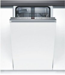 Вбудовувана посудомийна машина Bosch SPV45IX00E - 45 см./9 компл./4 прогр/ 3 темп. реж/А+