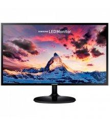 """Монитор LED LCD Samsung 23.5"""" S24F350F FHD 4ms, D-Sub, HDMI, PLS, Black, 178/178"""