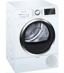 Сушильний барабан Siemens WT47W561OE - 60 см/9кг/Heat-Pump/AirCondensation/дисплей/А++/білий