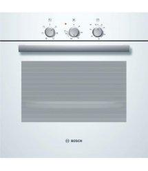 Встраиваемый электрический духовой шкаф Bosch HBN211W0J - Ш-60 см./6 реж/66 л./механика/белый