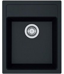 Кухонная мойка Franke SID 610-40/114.0497.988 / черная матовая/Нідерланди/тектонайт