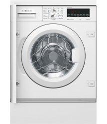 Вбудовувана пральна машина фронтальна Bosch WIW28540EU - 54,4 см./8 кг./1400 об/дисплей/A+++