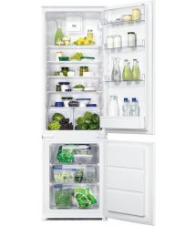 Холодильник встраиваемый Zanussi ZBB928441S 177 cм / 277 л/ А+ / Белый