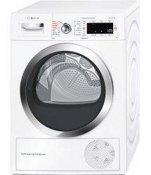 Сушильний барабан Bosch WTW85540EU- 60 см/Heat-Pump/9кг/дисплей/А++/білий