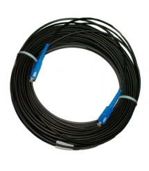 Патчкорд оптический LC - UPC-LC - UPC (ОКТ-Д(0,5)-1Е) 10м.