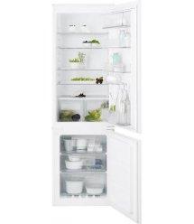 Холодильник встраиваемый Electrolux ENN92841AW 177 cм / 263 л / Frost free / А+ / Белый