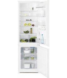 Холодильник встраиваемый Electrolux ENN92811BW 177 cм / 277 л / А+ / Белый