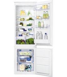 Холодильник встраиваемый Zanussi ZBB928651S 177 cм / 263 л / Frost free / А+ / Белый