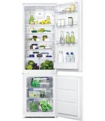 Холодильник встраиваемый Zanussi ZBB928465S 177 cм / 277 л / А+ / Белый