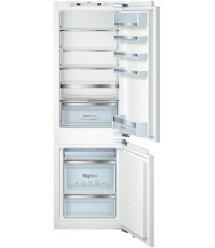 Холодильник встраиваемый Bosch KIS86AF30 с нижней морозильной камерой - 177х56см/268л/статика/А++